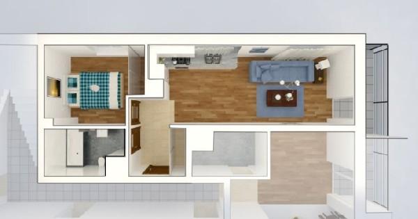 Mieszkanie Na Sprzedaż, Bezczynszowe Własnościowe 2-pokojowe Nowy Sącz. 4