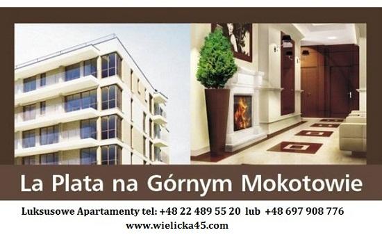 Luksusowe Apartamenty Na Mokotowie Deweloper
