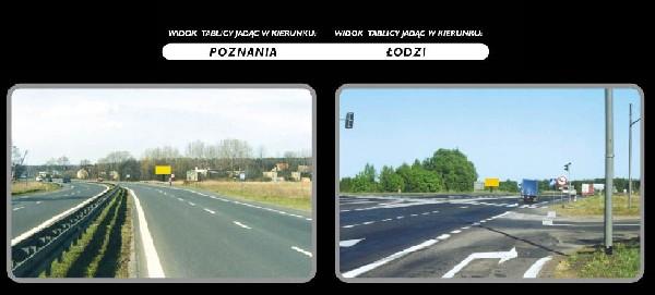 Okazja! Wynajme Lub Sprzedam Billboard Reklamowy Na Trasie 92 Poznan Wraz Z Dzialka.