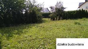 Dąbrowa Górnicza Działka Budowlana